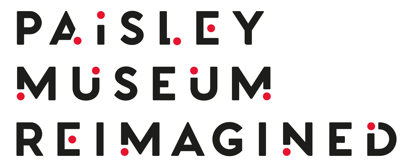 Paisley Museum ReImagined Logo