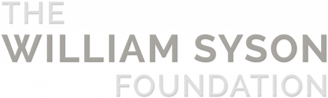 William Syson Foundation logo